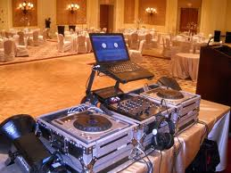 AAA DIAL A DJ Disc Jockey & Karaoke Service high tech music system
